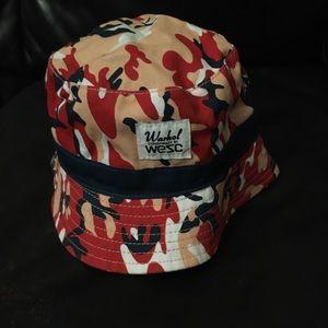 WeSc X Andy Warhol collaboration bucket hat. Rare